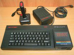 Spectrum primeras consolas a cintas en tv