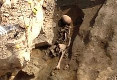 Roman skeletons discovered in Gloucester