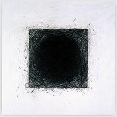 onno broeksma | tekening op papier 80 x 80 cm 2004