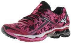 58f5261b5 Mizuno Wave Creation 15 Women s Running Shoes Sneakers Pink Size 7.5 Best  Running Shoe Brand