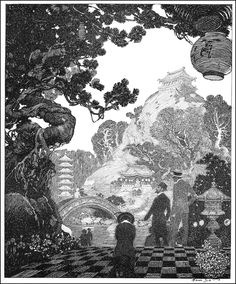 by Franklin Booth