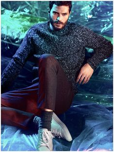 Jamie Dornan The Path to World Domination GQ Magazine February 2015 | Photo Hunter & Gatti