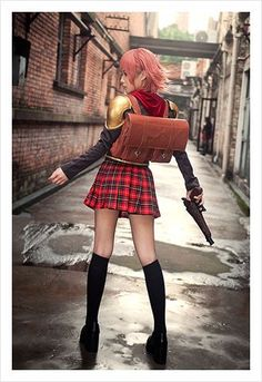Cater   Final Fantasy Type-0 #cosplay #game: