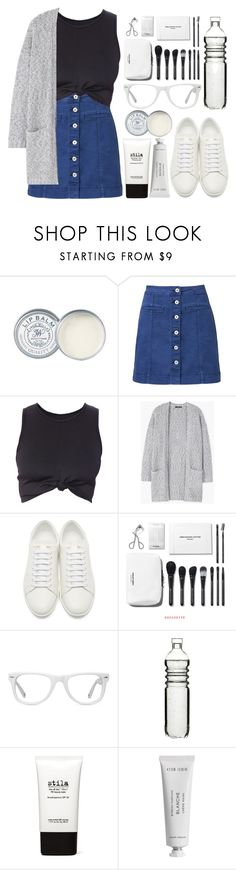"""""""Keep your eyes on the stars, and your feet on the ground."""" by perfectharry ❤ liked on Polyvore featuring Jack Wills, Witchery, MANGO, Yves Saint Laurent, Muse, Dot & Bo, Stila and Byredo"""