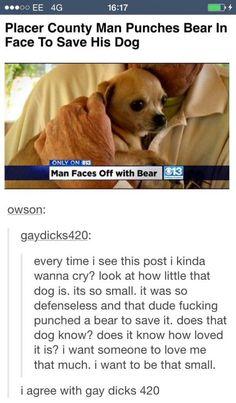 I agree with gaydicks420