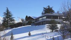 Haus am Walensee, Murg | Aicher Ziviltechniker GmbH Amazing Architecture, House, Outdoor, Architecture, Houses, Homes, Cool Architecture, Villas, Build House