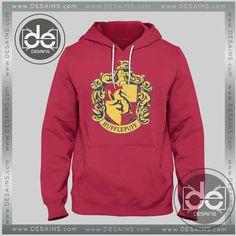 Buy Hoodies Hufflepuff Logo Harry Potter Hoodie Mens Hoodie Womens Adult Unisex