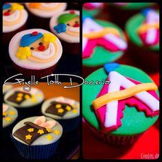 Cupcake circo!