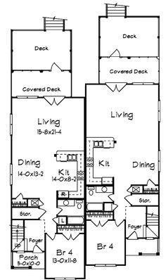 40x60 shop with living quarters floor plans pole barn for Multi family condo plans