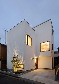 和みの家・間取り(神奈川県横浜市) | 注文住宅なら建築設計事務所 フリーダムアーキテクツデザイン
