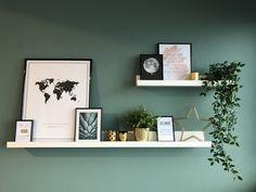 Scandinavian Wall Decor, Scandinavian Style, Dark Gray Bedroom, Dispositions Chambre, Apt Ideas, New Living Room, Interior Accessories, Room Inspiration, Living Room Designs
