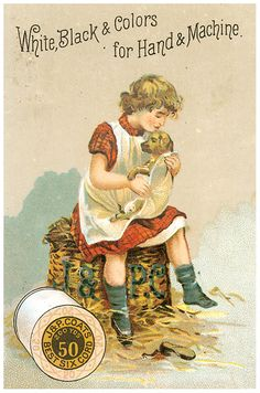 I like the young girl with her puppy being cradled with her apron or frock.