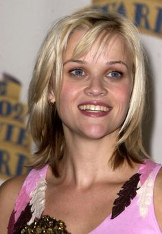 Reese Witherspoon during 2002 MTV Movie Awards Press Room at The Shrine Auditorium in Los Angeles California United States (June 1, 2002)Reese Witherspoon during 2002 MTV Movie Awards Press Room at The Shrine Auditorium in Los Angeles California United States