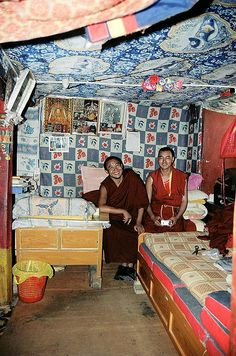 Home sweet home in Tibet