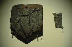 Pilgrim badge mould by jimforest, via Flickr