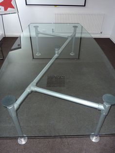 Kee Lite Conference Table by Simplified Building Concepts, via Flickr