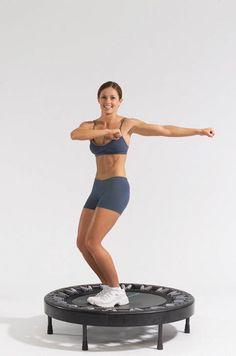 Rebounding - She's got a video on here that I wanna try. I LOVE REBOUNDING!!!!