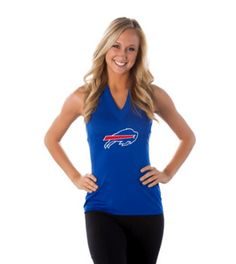 Women's Buffalo Bills Nike White Custom Game