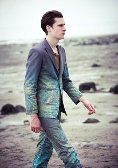 864ebf37a247ae Braille Man menswear TENMAG fashion magazine Julio – Agosto 2012  Vestimentaire, Costumes De Mode Pour