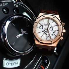 AP RO Chrono Tag a friend who loves AP $23650  or  us for yours