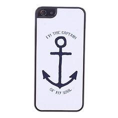 Anchor Padrão Hard Case para iPhone 5 – BRL R$ 7,05