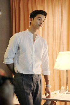 Gong Yoo (공유) - Picture @ HanCinema :: The Korean Movie and Drama Database Korean Star, Korean Men, Asian Men, Korean Ootd, Asian Actors, Korean Actors, Goblin Korean Drama, Goblin Gong Yoo, Oppa Gangnam Style