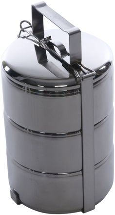 tiffin stainless steel food containers india - Google Search