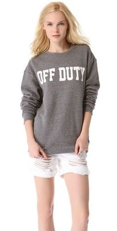 Cute sweatshirt