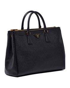 This is my dream handbag- I just love, love, love the Prada Saffiano Lux Tote!