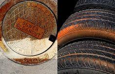 Street Sights: Industrial Snail marlene-burns.artistwebsites.com