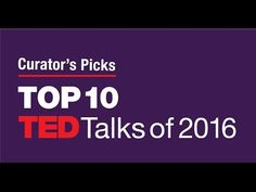 The top 10 TED Talks of 2016 – Ineedshopping
