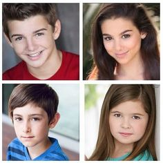 """Nick And Disney TV: """"The Thundermans"""" Cast Having Some Fun July They remind me of My brother, my two friedns (Who are like the little brother and sister I never had) and I. Andrew as Max, Me as Phoebe, Kenny as Billy and Romina as Nora. Nickelodeon Cast, Nickelodeon The Thundermans, Agent Kc, Jack Griffo, Addison Riecke, Foto Gif, Kira Kosarin, Star Show, Disney Shows"""