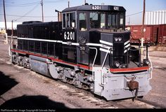 RailPictures.Net Photo: MPEX 6201 Motive Power Industries MPI MP2000C at Denver, Colorado by Colorado Zephyr