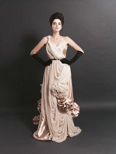 Dress, Accessories: Sally LiiMakeup: Ivy HungModel: Oksana (Russia), Kasia (Poland)