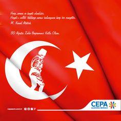 30 Ağustos Zafer Bayramımız kutlu olsun!  #cepaavm #avm #ankara #turkey #turkiye #ZaferBayrami