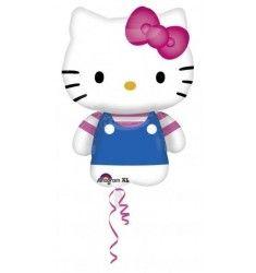 Ballon hélium Géant Hello Kitty