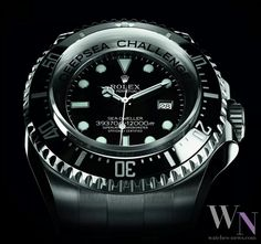 Rolex Sea Dweller Deep Sea Challenge