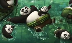 KUNG FU PANDA 3 Nabs the Number One Spot Worldwide for a Second Weekend in a Row — Latino-Review.com