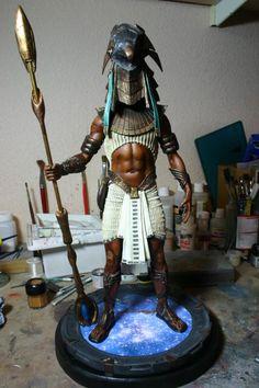 Stargate Horus - Resin Illuminati