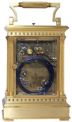 Pendulette Armand Couaillet, 1948 | Flickr: partage de photos! Carriage Clocks, Antiques, Photos, Decor, Clock Art, Antiquities, Antique, Pictures, Decoration