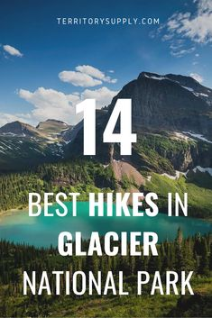 14 Majestic Hikes in Glacier National Park - - Our list of the best hikes in Glacier National Park offers a trail for everyone, from family-friendly strolls to secluded viewpoints and challenging climbs. Slot Canyon, Bryce Canyon, National Parks Map, Capitol Reef National Park, Banff National Park, Glacier National Park Montana, Smoky Mountain National Park, West Glacier Montana, National Forest