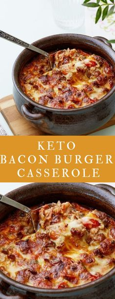 On a Keto diet & looking for a Healthy dinner idea? Here are 100 Healthy Low Carb Keto Casserole recipes which are perfect for dinner if you're on Keto diet Beef Recipes, Low Carb Recipes, Cooking Recipes, Keto Recipes With Bacon, Low Carb Hamburger Recipes, Zoodle Recipes, Cookbook Recipes, Quick Recipes, Vegetarian Recipes