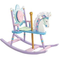 """Carousel Rocking Horse - Levels Of Discovery - Toys """"R"""" Us"""