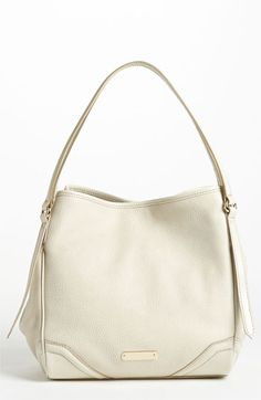 Burberry 'London Grainy' Leather Tote available at #Nordstrom