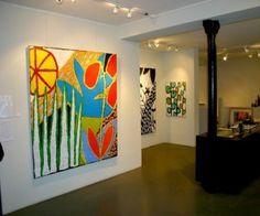 5/10 -  Paris show, Hopkins. Love this painting!