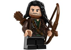 Carefree and somewhat reckless, Kili has led a charmed and untroubled life to this point. He is quite good-looking, strong, and agile as few, if you ask him. #Hobbit #Lego #Kili