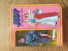 Judy fashion doll Sarah Louise boxed never been out of box vintage 1970s ? | 38+3.9