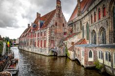 Bruges by EncorePictures on Etsy, €5.00