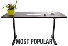 Ergonomic Desks: Adjustable Height Desks, Electric Stand Up Desk, Sit to Stand Desks