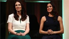 FOX NEWS: Meghan Markle held a secret meeting with New Zealand Prime Minister Jacinda Ardern Meghan Markle has met privately with New Zealand Prime Minister Jacinda Ardern at Kensingston Palace. Editor Of Vogue, Womens Institute, Moving To New Zealand, Walks In London, Star Actress, Female Profile, Local Women, Vogue Uk, Great Women